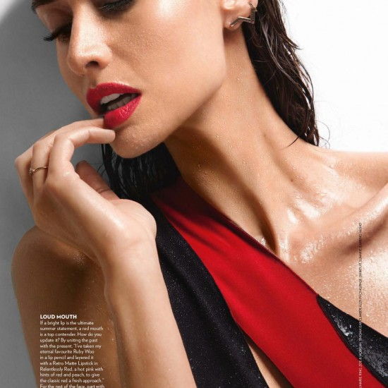 Vogue India featuring the Enigma Ear climber
